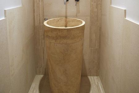 Les vasques colonnes