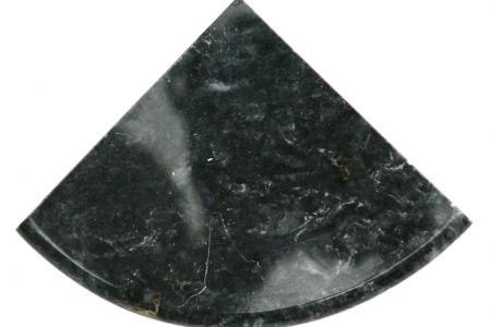 Étagère Marbe Noir