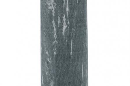 Colonne I Black marble - Honed