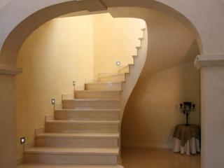 Escalier sur-mesure Victoria Beige